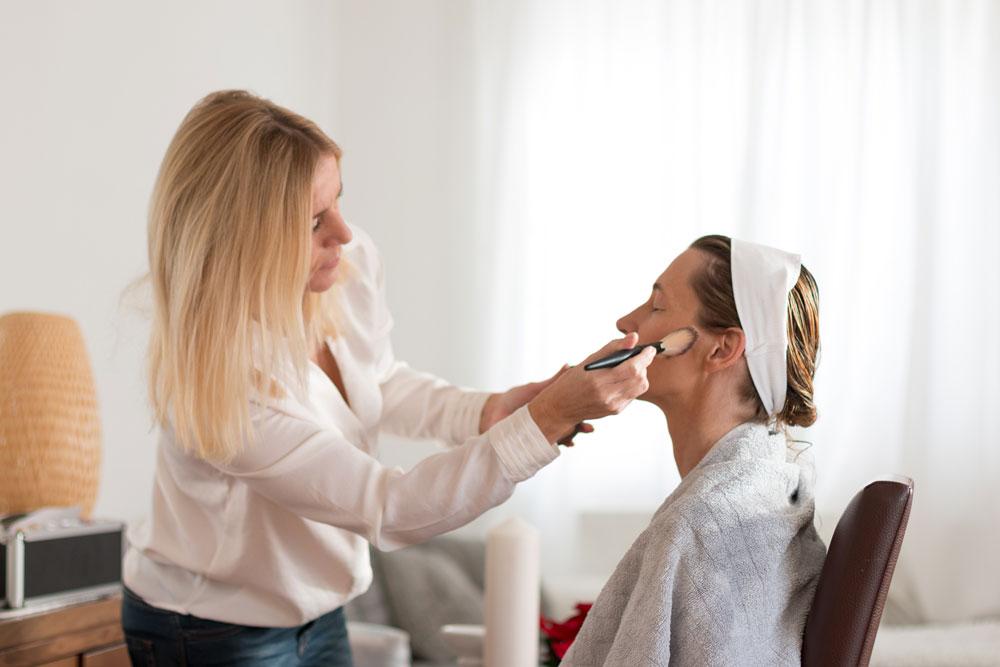 Make-up perfekt auf Ihren Typ abgestimmt